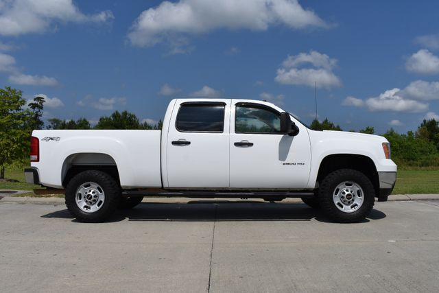 2011 GMC Sierra 2500 W/T Walker, Louisiana 2