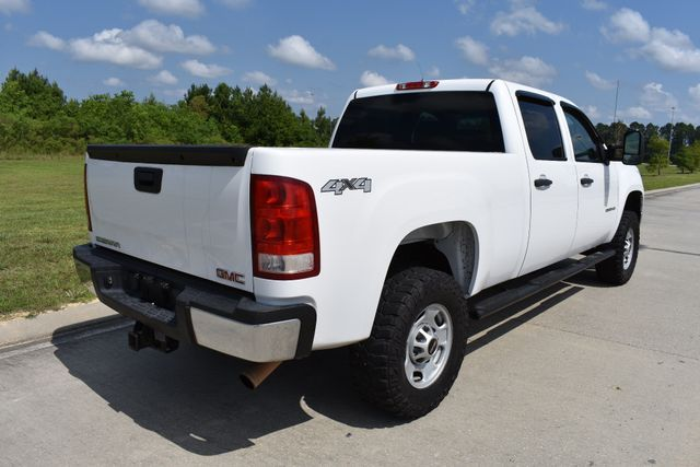 2011 GMC Sierra 2500 W/T Walker, Louisiana 3