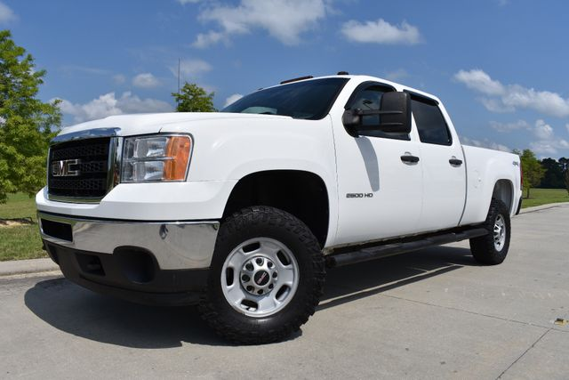 2011 GMC Sierra 2500 W/T Walker, Louisiana 4