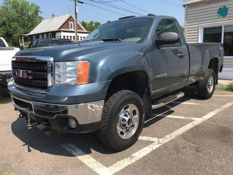 2011 GMC Sierra 2500 W/T in West Springfield, MA