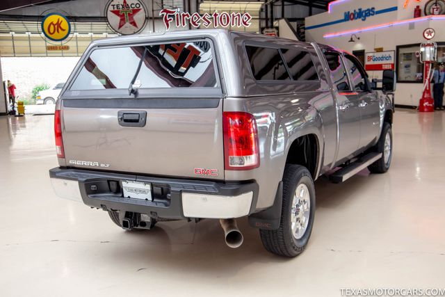 2011 GMC Sierra 2500HD SLT 4x4 in Addison, Texas 75001