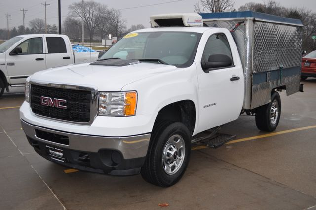 2011 GMC Sierra 2500HD Food Truck