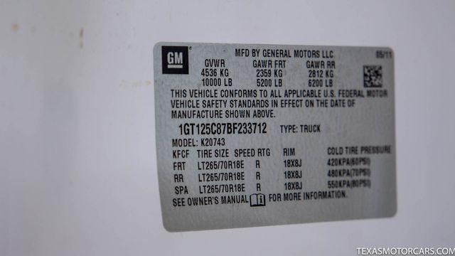 2011 GMC Sierra 2500HD Denali 4x4 in Addison, Texas 75001