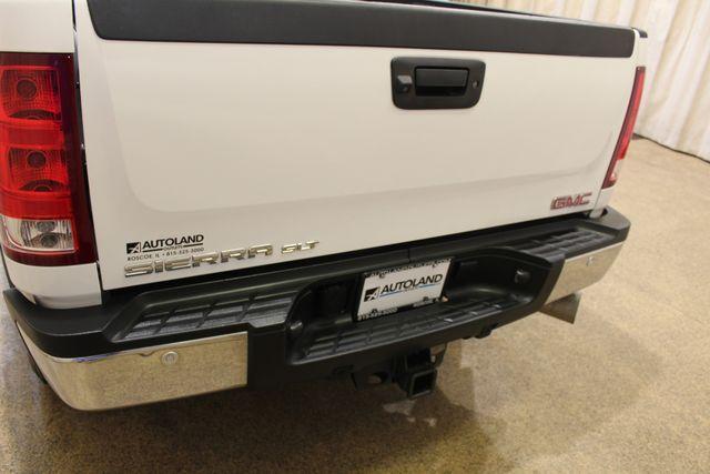 2011 GMC Sierra 2500HD diesel 4x4 SLT in Roscoe, IL 61073