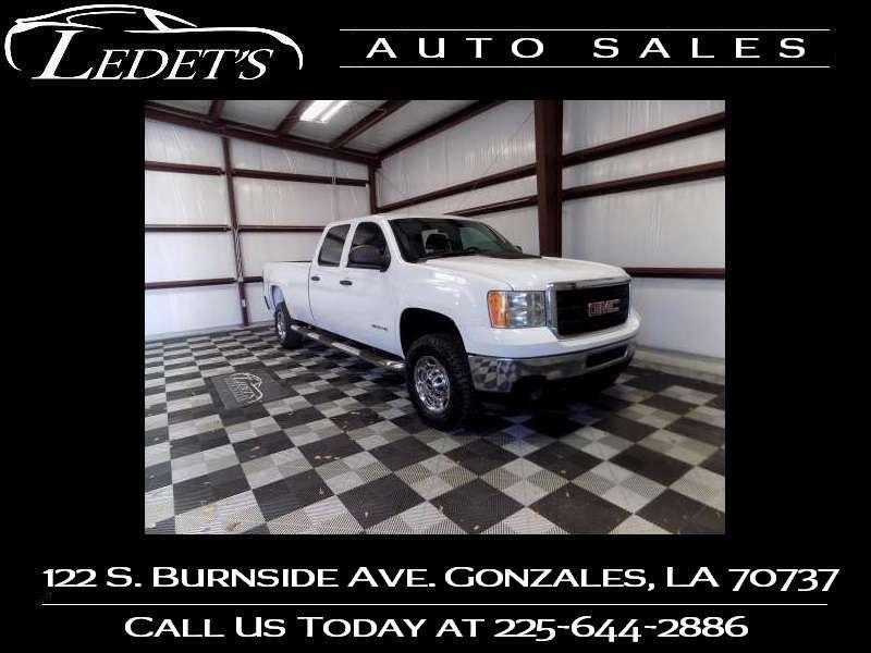 2011 GMC Sierra 2500HD  - Ledet's Auto Sales Gonzales_state_zip in Gonzales Louisiana