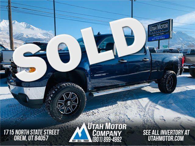 2011 GMC Sierra 2500HD SLE   Orem, Utah   Utah Motor Company in  Utah