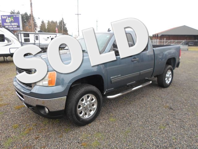 2011 GMC Sierra 2500HD SLE Salem, Oregon 0