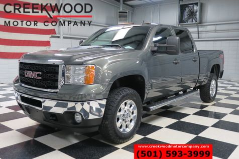 2011 GMC Sierra 3500HD SRW 2500 SLT 4x4 Diesel Low Miles Leather Nav NICE in Searcy, AR