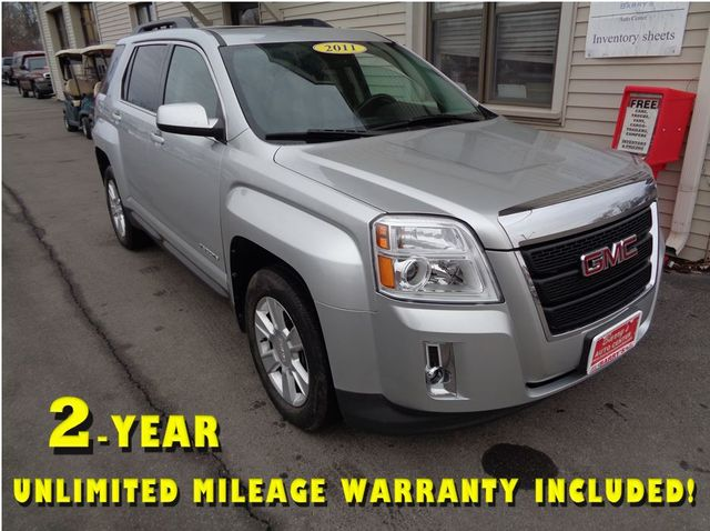2011 GMC Terrain SLE-2 in Brockport NY, 14420
