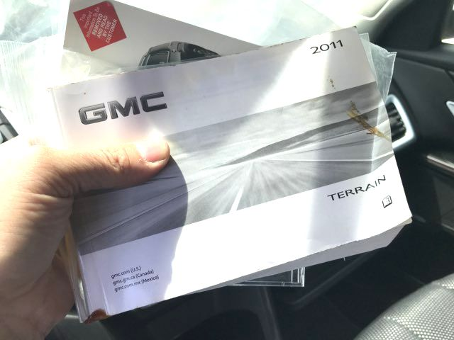 2011 Gmc-2 Owner!! Service Records! Terrain-MINT CONDITION! SLE-CARMARTSOUTH.COM Knoxville, Tennessee 13