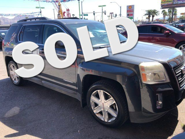2011 GMC Terrain SLT-1 CAR PROS AUTO CENTER (702) 405-9905 Las Vegas, Nevada