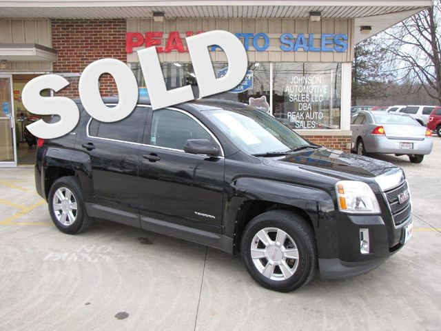2011 GMC Terrain SLE-1 in Medina, OHIO 44256