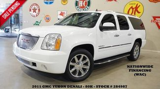 2011 GMC Yukon Denali XL ROOF,NAV,REAR DVD,HTD/COOL LTH,CHROME... in Carrollton TX, 75006