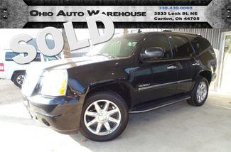 2011 GMC Yukon Denali AWD V8 Navi Sunroof Tv/DVD 3rd Row We Finance | Canton, Ohio | Ohio Auto Warehouse LLC in Canton Ohio