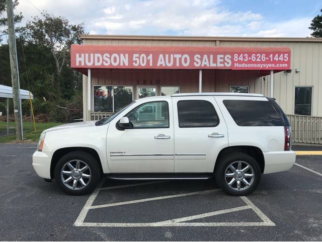 2011 GMC Yukon Denali in Myrtle Beach South Carolina