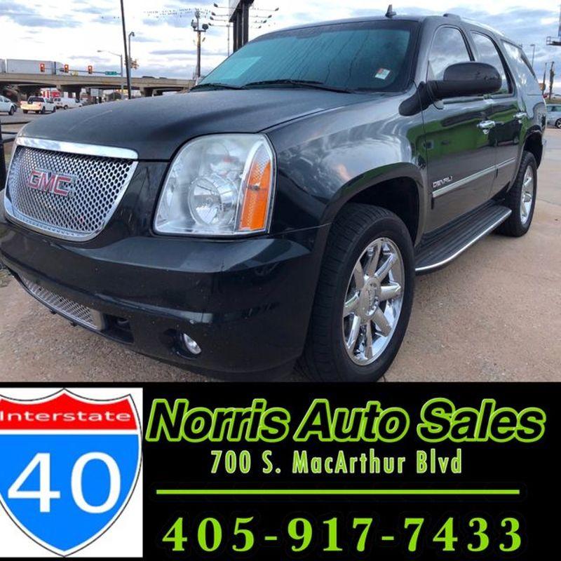2011 GMC Yukon Denali    Oklahoma City, OK   Norris Auto Sales (NW 39th) in Oklahoma City OK
