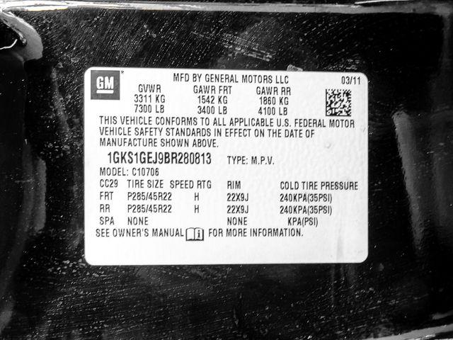 2011 GMC Yukon Hybrid Denali Burbank, CA 34