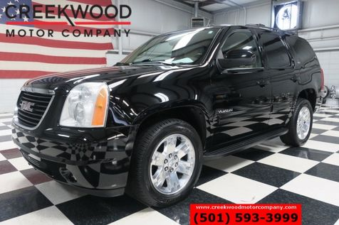 2011 GMC Yukon SLT 2WD Black 1 Owner Leather Chrome 20s Sunroof in Searcy, AR