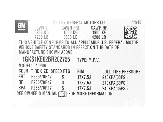2011 GMC Yukon XL SLT Burbank, CA 29