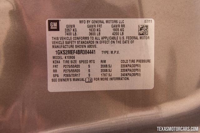2011 GMC Yukon XL Denali in Addison Texas, 75001
