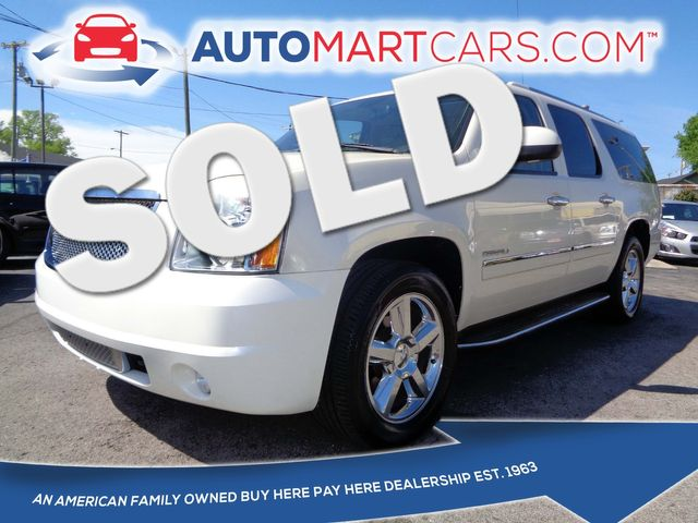 2011 GMC Yukon XL Denali  | Nashville, Tennessee | Auto Mart Used Cars Inc. in Nashville Tennessee