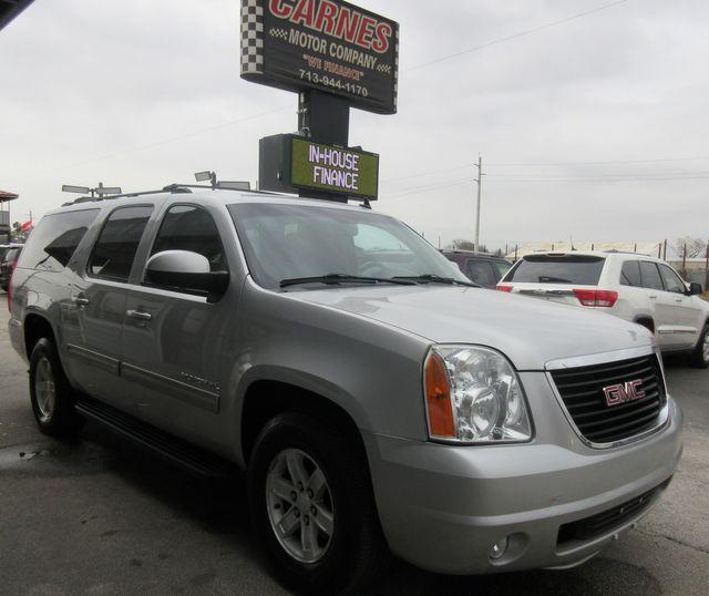 2011 GMC Yukon XL SLT south houston, TX 4