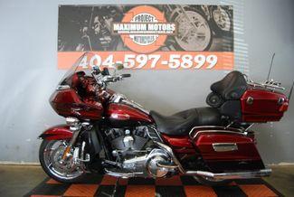 2011 Harley-Davidson CVO Road Glide Ultra FLTRUSE Jackson, Georgia 13