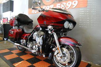 2011 Harley-Davidson CVO Road Glide Ultra FLTRUSE Jackson, Georgia 2