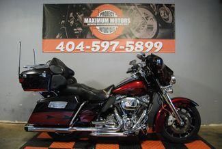 2011 Harley-Davidson CVO Ultra Classic Electra Glide FLHTCUSE6 Jackson, Georgia