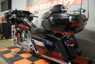 2011 Harley-Davidson CVO Ultra Classic Electra Glide FLHTCUSE6 Jackson, Georgia 11