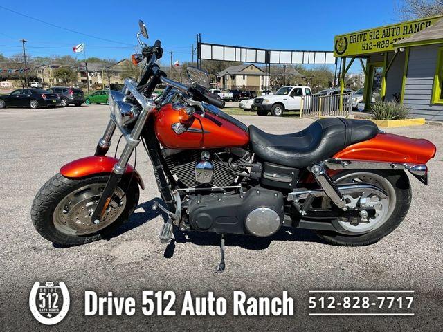 2011 Harley-Davidson Dyna Fat Bob FXDF in Austin, TX 78745