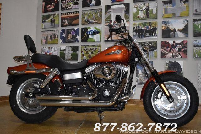 2011 Harley-Davidson DYNA FAT BOB FXDF FAT BOB FXDF
