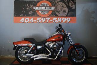 2011 Harley-Davidson Dyna Fat Bob FXDF Jackson, Georgia