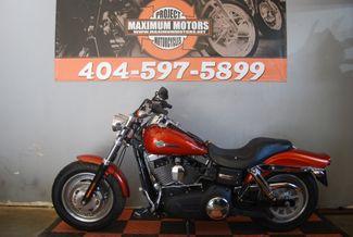2011 Harley-Davidson Dyna Fat Bob FXDF Jackson, Georgia 10