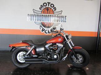 2011 Harley-Davidson Dyna Glide® Fat Bob™ in Arlington, Texas Texas, 76010