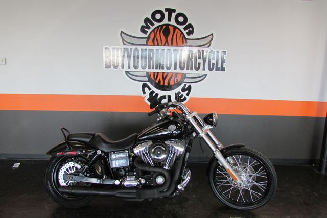 2011 Harley-Davidson Dyna Glide® Wide Glide®