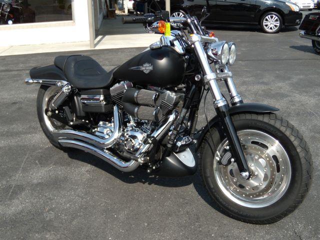 2011 Harley-Davidson Dyna Glide® Fat Bob™ in Ephrata PA, 17522