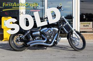 2011 Harley-Davidson Dyna Glide® Wide Glide® in Jackson MO, 63755