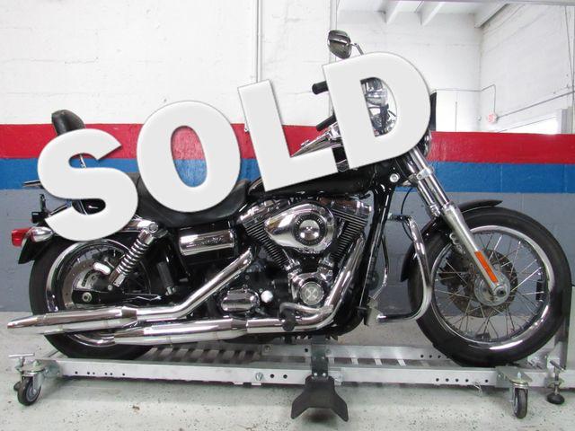 2011 Harley Davidson Dyna Glide Super Glide Custom