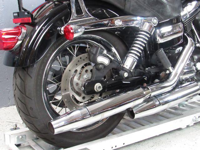 2011 Harley Davidson Dyna Glide Super Glide Custom in Dania Beach , Florida 33004
