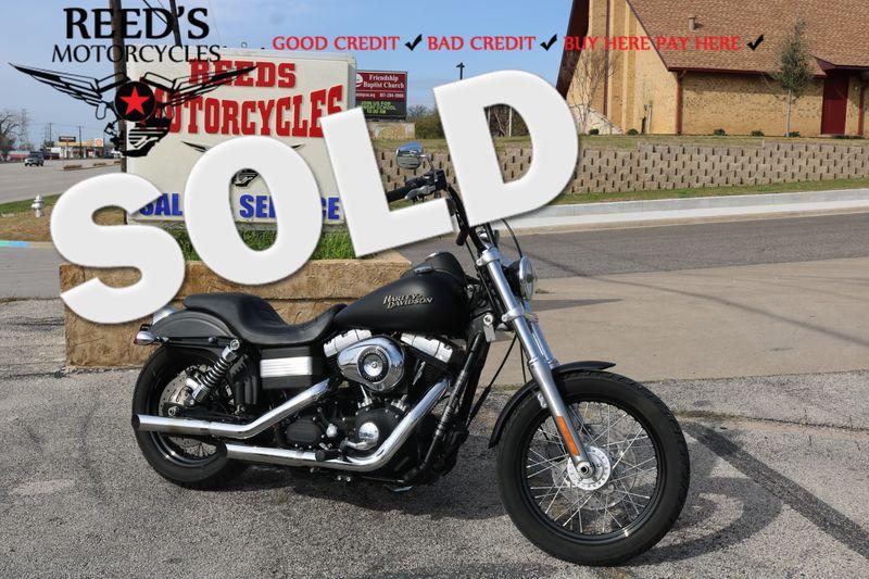 2011 Harley Davidson Dyna  Street Bob    Hurst, Texas   Reed's Motorcycles in Hurst Texas