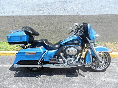 2011 Harley-Davidson Electra Glide Classic FLHTC Classic in Hollywood, Florida