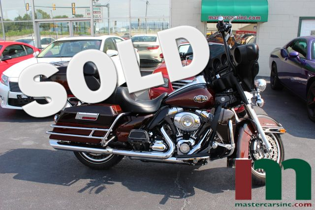 2011 Harley-Davidson Electra Glide® Ultra Classic®   Granite City, Illinois   MasterCars Company Inc. in Granite City Illinois