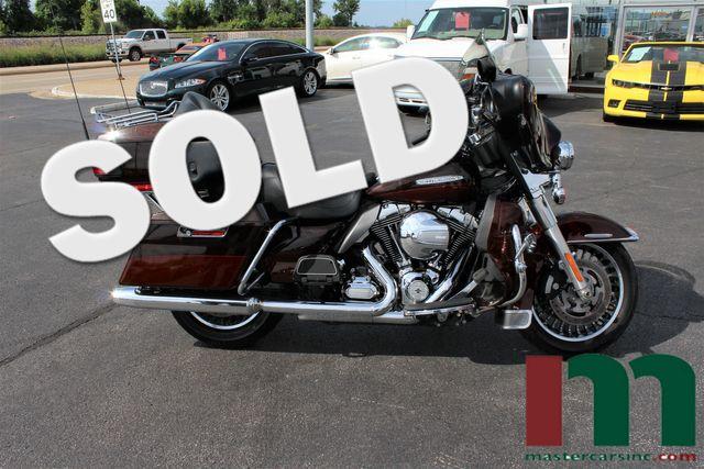 2011 Harley-Davidson Electra Glide® Ultra Limited   Granite City, Illinois   MasterCars Company Inc. in Granite City Illinois