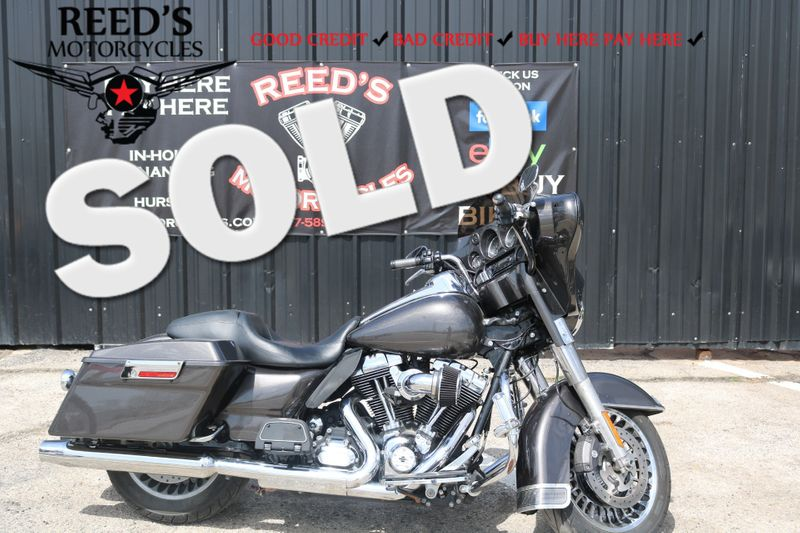 2011 Harley Davidson Electra Glide Ultra Limited FLHTK | Hurst, Texas | Reed's Motorcycles in Hurst Texas