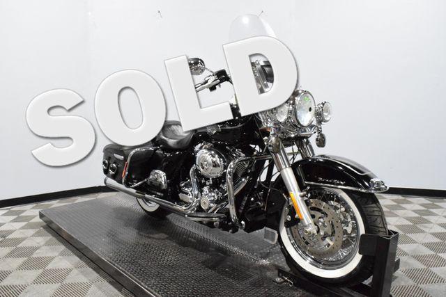 2011 Harley-Davidson FLHRC - Road King® Classic