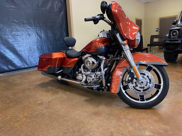 2011 Harley Davidson FLHX Street Glide