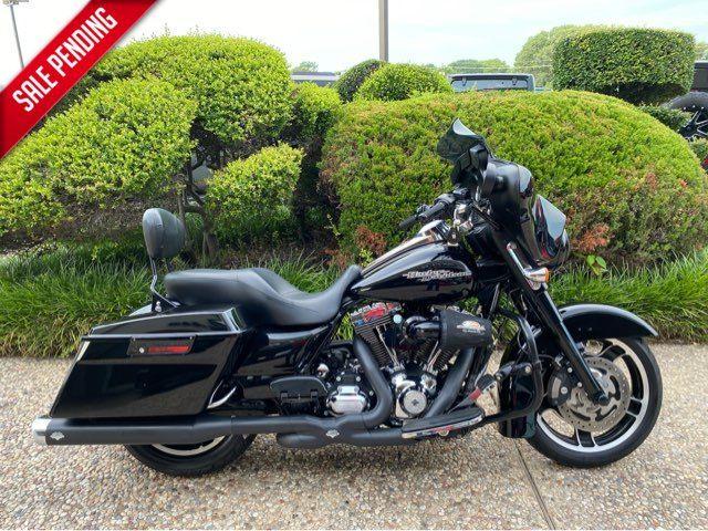 2011 Harley-Davidson FLHX Street Glide