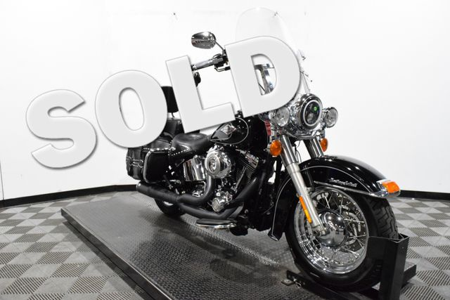 2011 Harley-Davidson FLSTC - Heritage Softail® Classic
