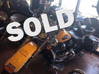 2011 Harley-Davidson FLSTC Heritage Softail Classic   - John Gibson Auto Sales Hot Springs in Hot Springs Arkansas